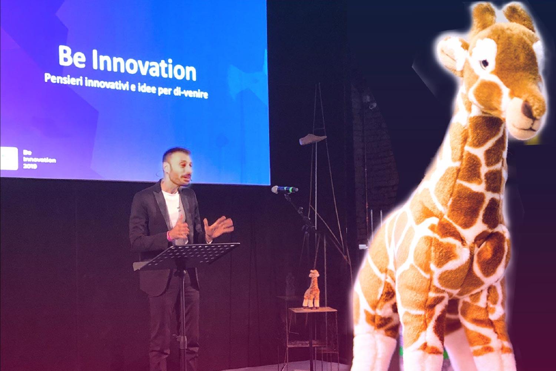 Giornata mondiale della giraffa e la comunicazione non violenta